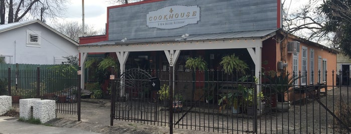 The Cookhouse is one of San Antonio.