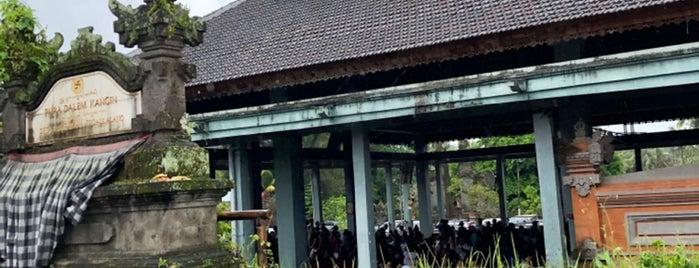 Pura Dalem Kangin Desa Adat Tegallalang is one of Indonesia 🇮🇩.