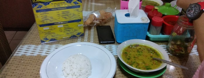 Empal Gentong H.Apud - Plered - Cirebon is one of Cirebon Cuisine.