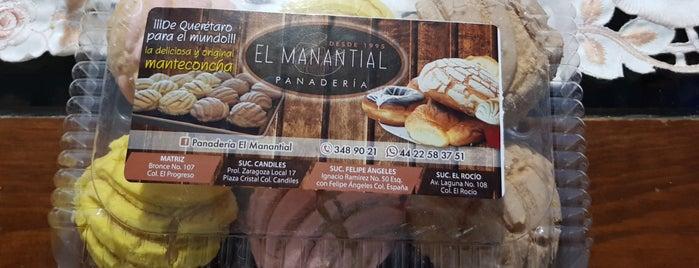 Panadería El Manantial is one of Querétaro.