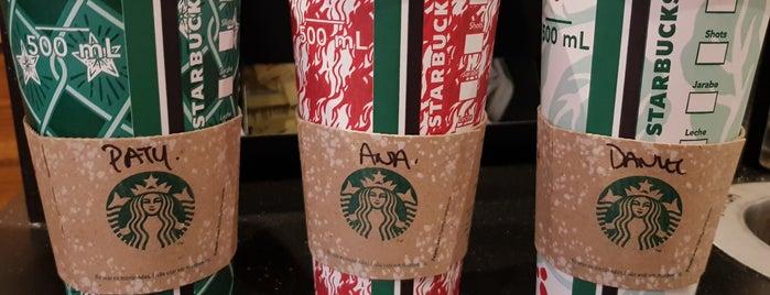 Starbucks is one of Isai 님이 좋아한 장소.