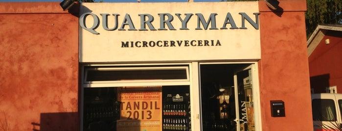 Cerveza Artesanal Quarryman is one of Tandil.