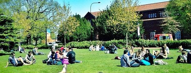 University of Southampton is one of Tempat yang Disukai Vanissa.