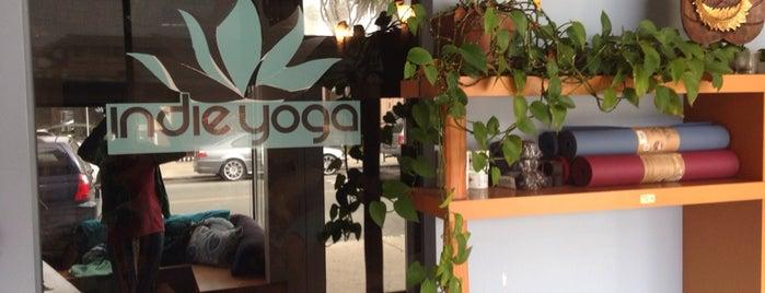 Indie Yoga is one of San Diego.