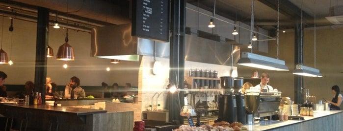 Ozone Coffee Roasters is one of London.
