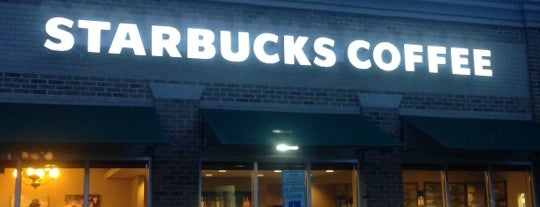 Starbucks is one of Christy 님이 좋아한 장소.