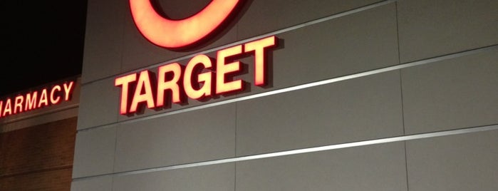 Target is one of Lugares favoritos de Michael.