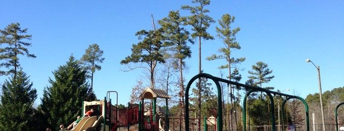 Apex Community Park is one of RDU Baton - Apex & Cary Favorites.