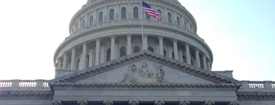 United States Capitol is one of D.C. Weekender: Sites & Stuff.
