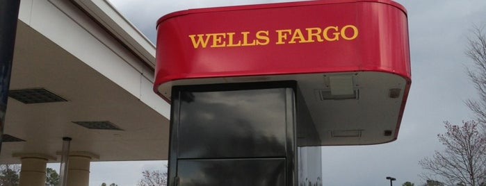 Wells Fargo is one of Orte, die Pablo gefallen.