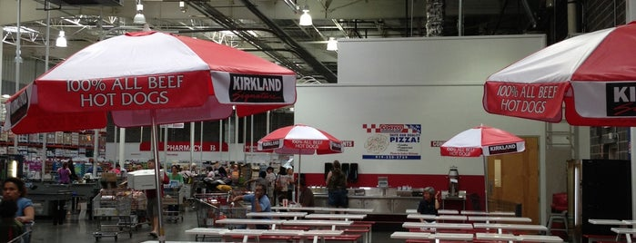 Costco Food Court is one of Jiehan's Liked Places.