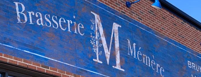 Brasserie Memere is one of Restaurants 2020.