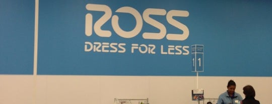 Ross Dress for Less is one of Lugares favoritos de Ethan.