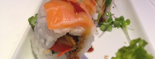 Shiso - Sushi & Panasian Kitchen is one of Lugares favoritos de Mishutka.