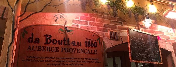 da bouttau is one of Cannes.