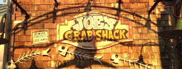 Joe's Crab Shack is one of Ca.