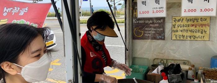 Oryukdo Skywalk is one of Busan.