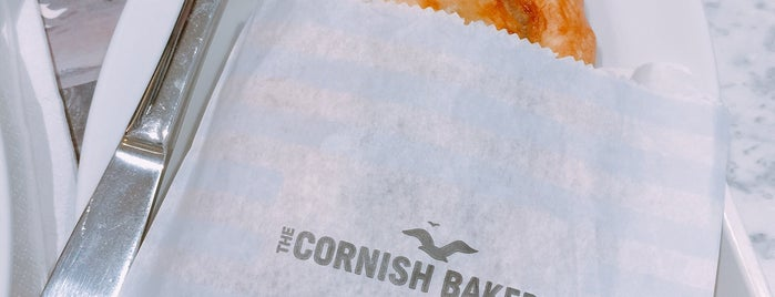 Cornish Bakery is one of Lieux qui ont plu à Sambuka.