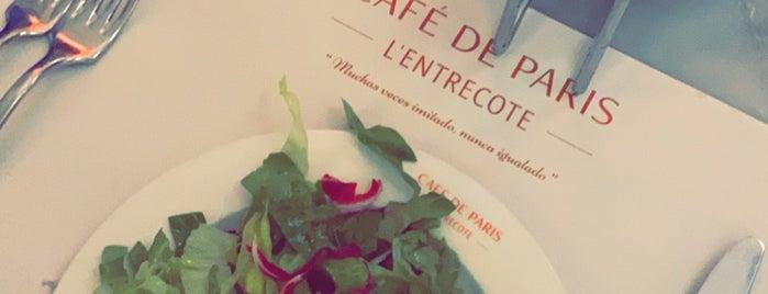 Café de París, L' Entrecot is one of Nuevos 2018.