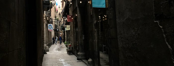 Carrer Dels Mirallers is one of Barca Places.