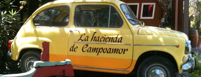 La hacienda de Campoamor is one of Locais curtidos por Julia.