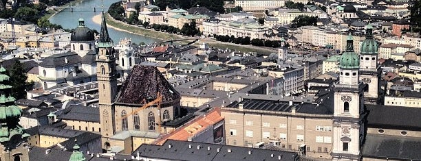 Festung Hohensalzburg is one of World Heritage Sites List.