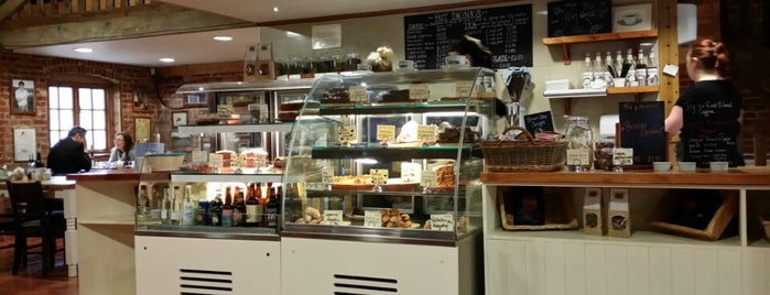 Macknade's Fine Foods is one of Truffle PR's got-to-do/visit/see/experience.