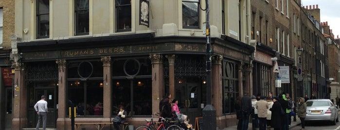 The Ten Bells is one of London Pubs.