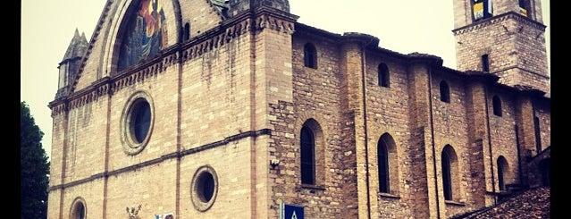 Santuario Francescano di Rivotorto is one of Posti che sono piaciuti a Mil e Uma Viagens.