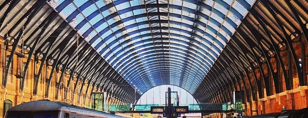 King's Cross is one of UK14.