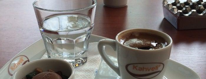 Kahveli is one of Meltem'in Beğendiği Mekanlar.