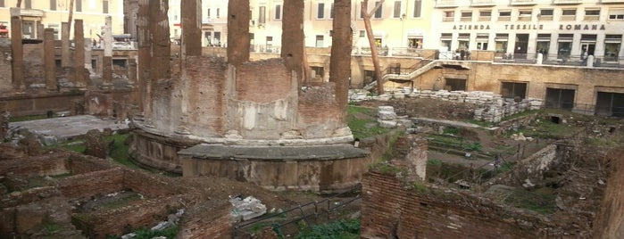 Largo di Torre Argentina is one of Rome / Roma.