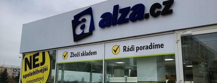 Alza.cz is one of Orte, die Daniel gefallen.
