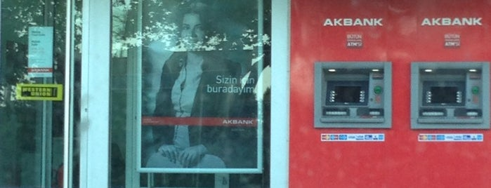Akbank Maslak is one of Mete 님이 좋아한 장소.