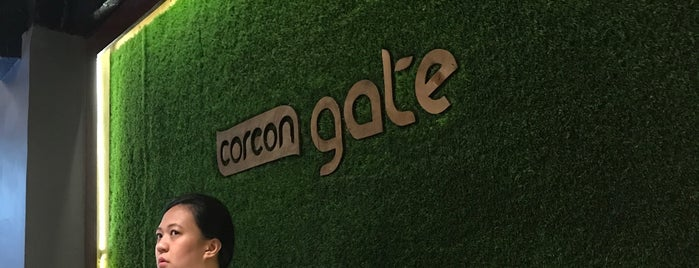 Coreon Gate Internet Cafe is one of Co-working Space.
