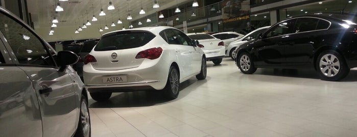 Opel Erdemirler is one of Ahmetさんのお気に入りスポット.