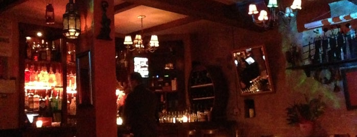 206 Lounge is one of Best NYC Happy Hours.
