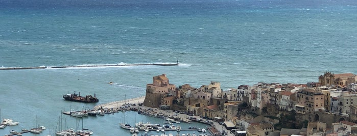 Belvedere di Castellammare Del Golfo is one of Lugares guardados de Sevgi.