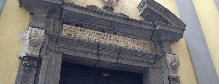 Cappella Sansevero is one of Napoli & Positano.