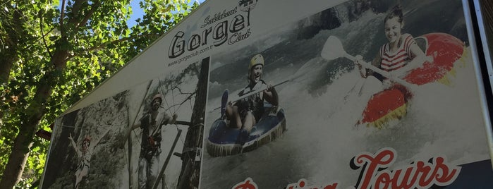 Saklıkent Rafting Tours is one of Fethiye & Ölüdeniz & Göcek.