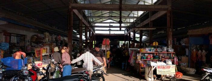 Pasar Desa Canggu is one of Bali.