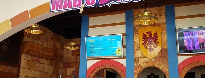 Magic World Penang is one of 🚁 Malaysia 🗺.