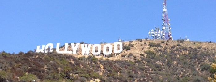 Scritta Hollywood is one of 87 Free Things To Do in LA.