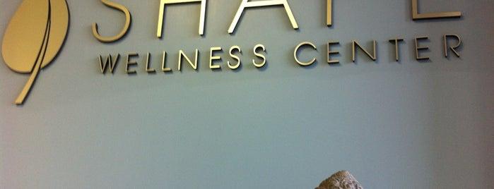 Shape Wellness Center is one of Social: сохраненные места.