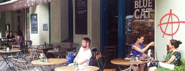 Katie's Blue Cat is one of Berlin.