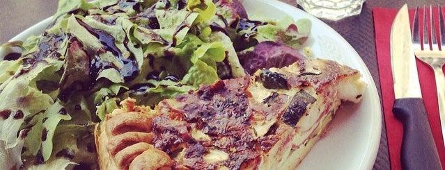 Terra Corsa is one of Quiche & tarte in Paris.