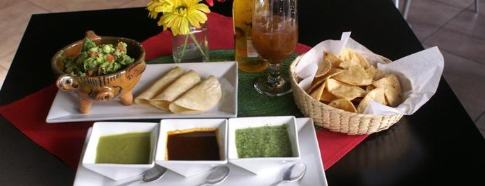 The MexZican Gourmet is one of Miami Restaurants: To Do.