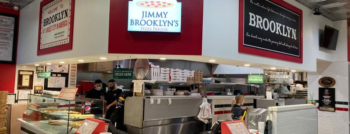 Jimmy Brooklyn's Pizza Parlor is one of South Florida.