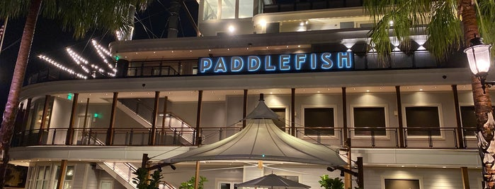 Paddlefish is one of DS Crawl.