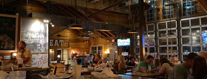 Brotula's Seafood House & Steamer is one of Destin.